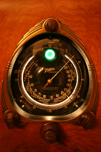 Zenith 12-S-267 Radio Dial by Tropic~7, on Flickr