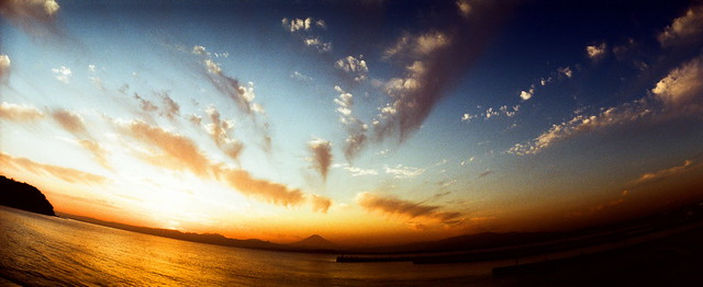 enoshima Mt.Fuji