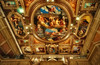 Masterpiece from an unkown Artist (Werner Kunz) Tags: gambling money rome art church feast photoshop painting hotel nikon colorful king lasvegas wideangle palace casino ceiling holy lucky ceasars hdr augustus fresko thron photomatix colorefex nikond90 topazadjust werkunz1