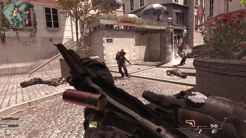 Modern Warfare 3 / Call of Duty MW3 ir dedikuoti serveriai!