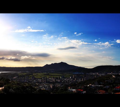 [scenery] 觀音山 (Buddha mountain)
