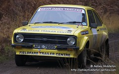 124 Jerry Bailey (Ashley Middleton Photography) Tags: morning ford car time events transport warren fordescort rallying carrace carclub roadvehicle photospecs sigma18200mmf3563dcos tempestrally suttoncheammc