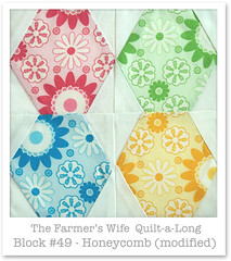 Farmer's Wife Quilt-a-Long - Block 49