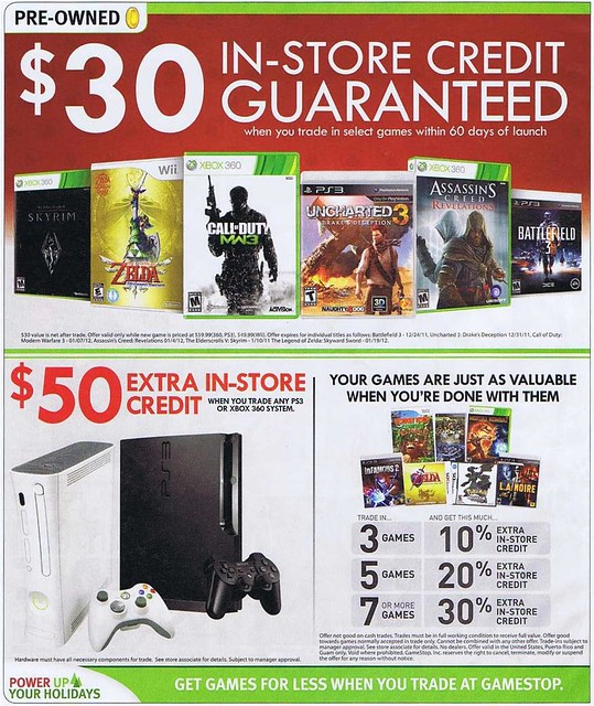 GameStop Black Friday 2011 Ad Scan - Page 10