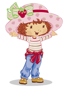 1990s Strawberry Shortcake