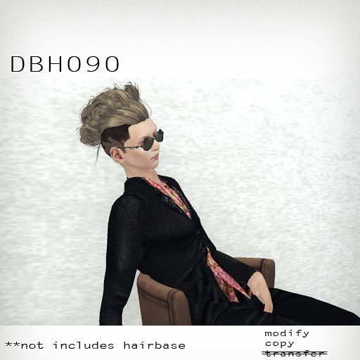 booN DBH090 hair