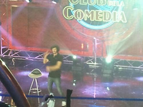 Antonio Pagudo en El Club de la Comedia