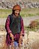 Zanskar paati. (Prabhu B Doss) Tags: portrait india nikon women traditional zanskar himalayas ladakh rangdum phe travelphotography jammuandkashmir 2011 bikeexpedition incredibleindia d80 prabhub prabhubdoss kargiltopadum zerommphotography 0mmphotography