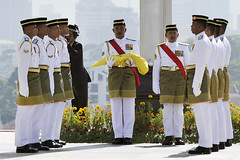 Istana Negara | National Palace | Flag-Bearer (wazari) Tags: travel art tourism photography asia king islam culture landmark palace malaysia sultan kualalumpur tradition melayu malay negara istana nationalpalace rajaraja istananegara jalanduta istiadat daulattuanku tradisi malaysiaking kingofmalaysia rajakita wazari kesultananmelayu rajamelayu wazariwazir adatistiadat adatdanistiadat spbagong seripadukabagindayangdipertuanagong istananegarajalanduta