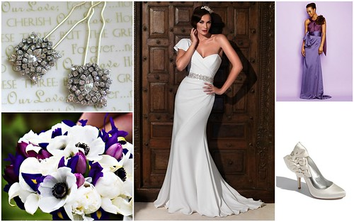Contemporary Bridal Style by Nina Renee Designs