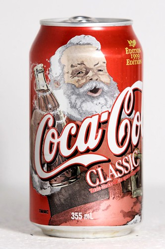 1999 Coca-Cola Classic Canada Christmas by roitberg