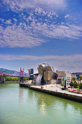 Bilbao 88 Musée Guggenheim by paspog