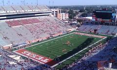 Darrell K Royal  Texas Memorial Stadium (coach_flynn) Tags: ut universityoftexas longhorns cougars austintx byu bigbertha brighamyounguniversity davidash josephflynn