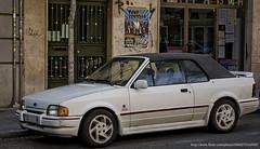 1988 Ford Escort XR3i Cabrio MKIV