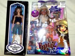 Advance Xmas and Birthday Gift (Bratz Guy☆) Tags: girls dolls jett sasha dynamite mga bratz bratzparty