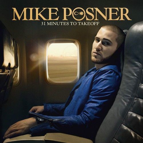 Mike Posner CD Cover