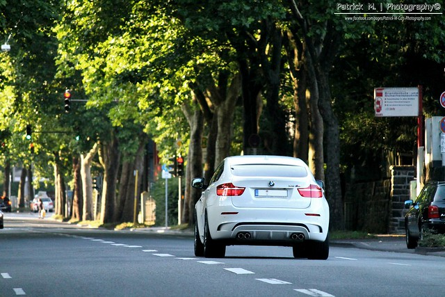 power m bmw x6 2011