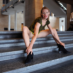 Upskirt (234) (Jorg-AC) Tags: upskirt miniskirt sexylegs whiteskin