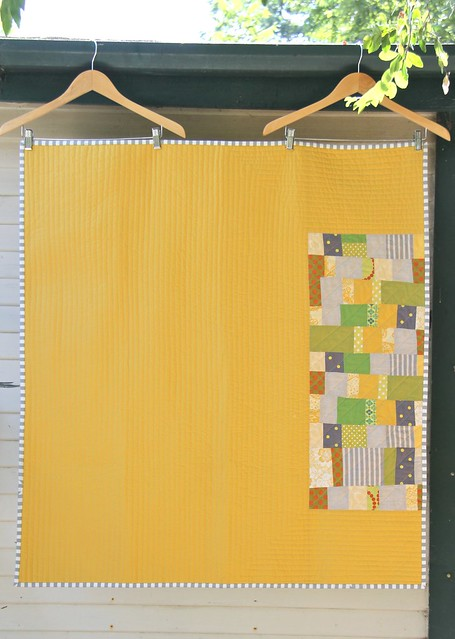 LAMQG swap quilt