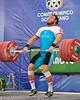 Klokov Dmitriy RUS 105kg (Rob Macklem) Tags: world championship 2006 olympic weightlifting dmitriy rus 105kg iwf klokov
