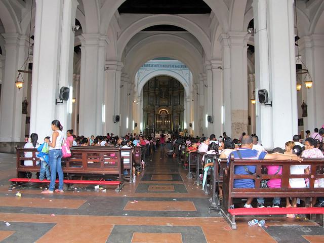 Iglesia Catedral, Casco Viejo, Panamá
