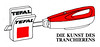 Tefal. Die Kunst des Tranchierens. (howtohow) Tags: vintage carving manual frontpage anleitung anweisung tranchieren