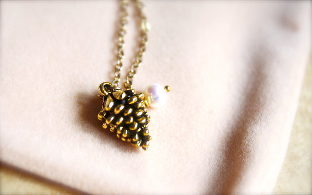 Sparkle Thots Jewellery :: (Necklace)