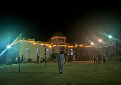 Riadha Mosque at night - Lamu Kenya (Eric Lafforgue) Tags: africa island kenya culture mosque unescoworldheritagesite afrika tradition lamu swahili afrique eastafrica qunia lafforgue  qunia    kea 124427   tradingroute a