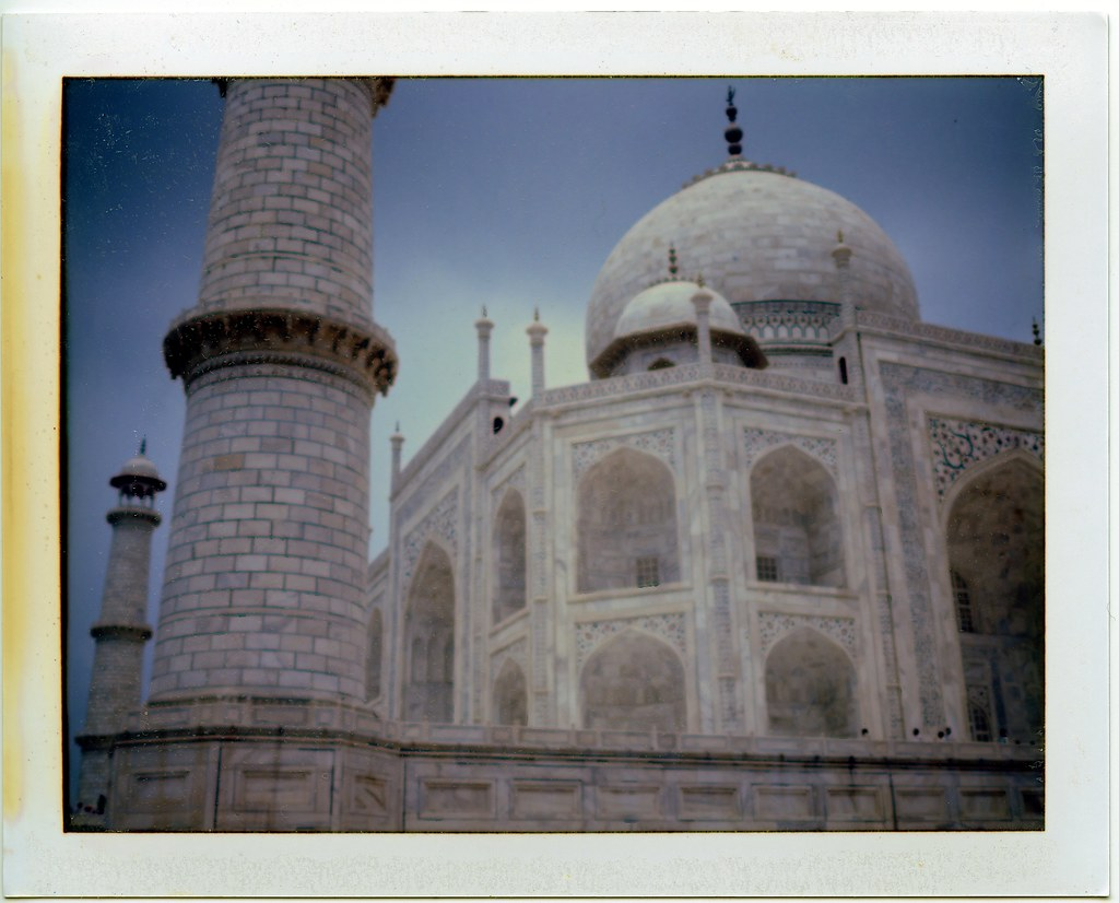 The Taj Polaroid