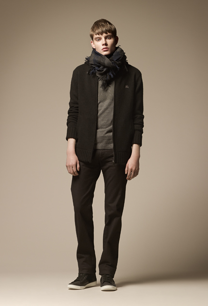 Stanny-Marks Stanworth0135_Burberry Blue Label Fall 2011
