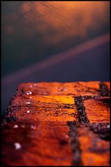 Soleil sur Ardoise (LAoneFilms) Tags: light sun france saint soleil bretagne reflet lumiere sur slate michel mont ardoise refelct