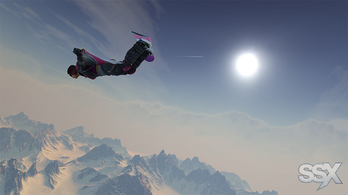 SSX for PS3: patagonia