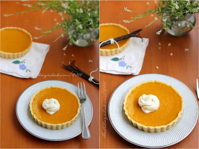 Jamie Oliver's Pumpkin Tart