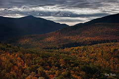 searchlight ([Adam Baker]) Tags: morning autumn ny mountains nature clouds canon landscape hiking foliage adirondack adk owlshead 24105l adambaker 5dmarkii