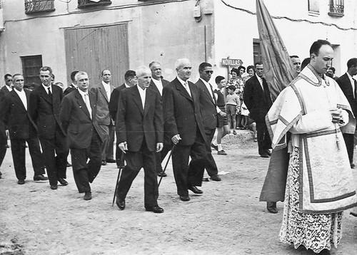 Procesion de San Miguel