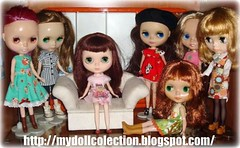FAMILY BLYTHE ( October 2011 )