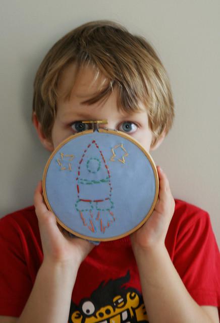 cole embroidery close