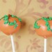"Pumpkin Cake Pops • <a style=""font-size:0.8em;"" href=""http://www.flickr.com/photos/59736392@N02/6252301304/"" target=""_blank"">View on Flickr</a>"