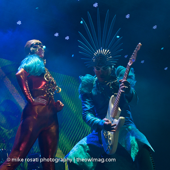 Empire of the Sun - TI'11 - Saturday