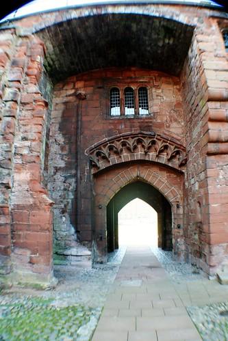 Interior Gateway, Carlisle Castle