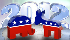 Republican vs. Democrat 2012