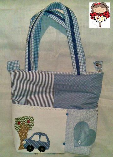 bolsa de bebezinho by Coisando as Coisas by Clau