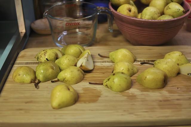 pear cinnamon jam