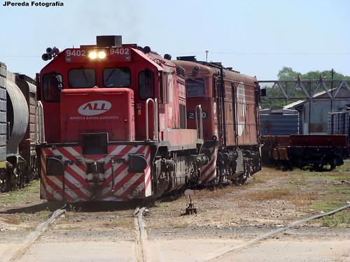 GM GT26 9402 - ALCO FPD9 2110