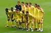 Villarreal team photo, Wigan Athletic v Villarreal CF, 7 August 2011