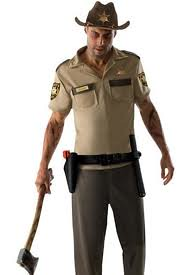 walkind dead halloween costume