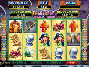 Monster Mayhem slot game online review