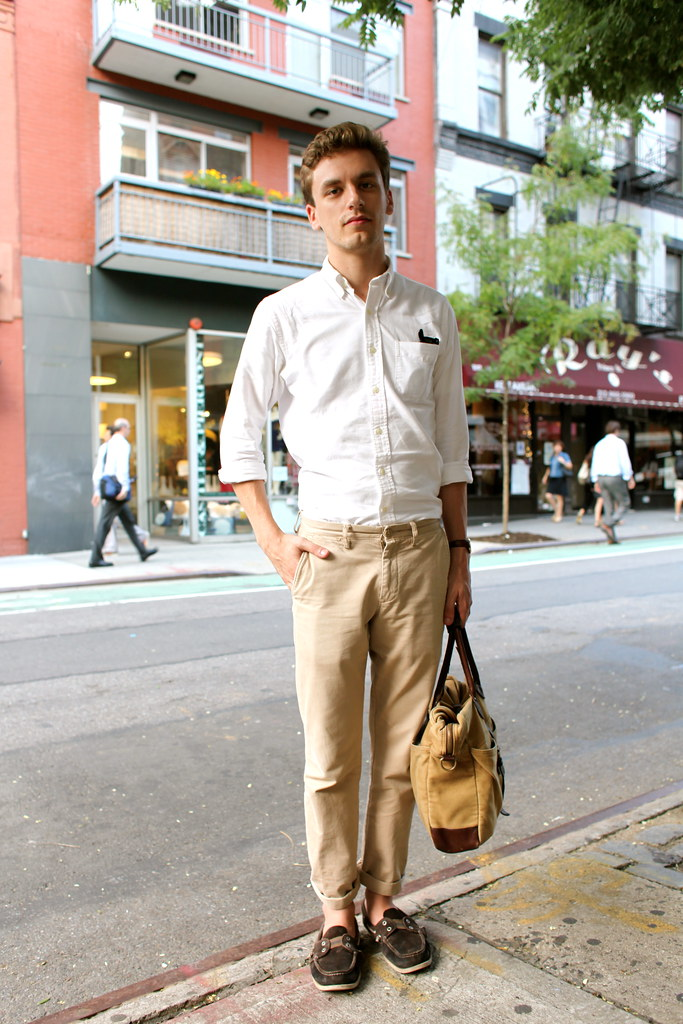 man morsel monday SFStyle new york street style fashion blog