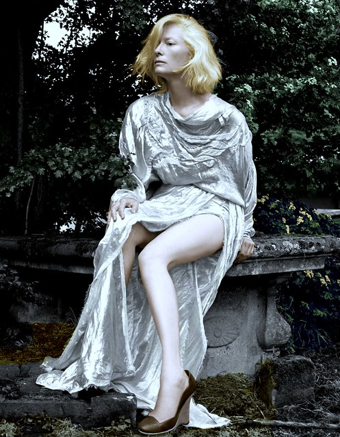 "Catherine Mathilda ""Tilda"" Swinton"