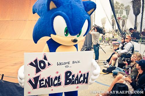 Yo! Sonic!
